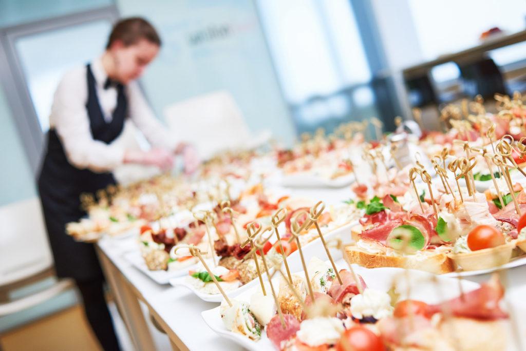 Donau Catering - Firmenevents, Hochzeiten, Geburtstagsfeiern, Familienzusammenkünfte